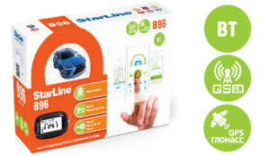 StarLine B96 BT 2CAN+2LIN GSM GPS