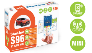 StarLine S96 BT GSM mini